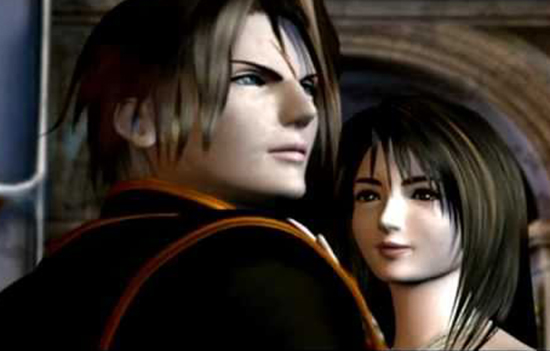 Final Fantasy VIII är verkligare än verkligheten.