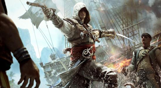 På med piratpjäxorna! Joakim har till sist hittat charmen i Assassin's Creed.