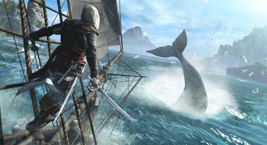 Black Flag är Joakims vita val - ett piratspel som slopar de uttjatade