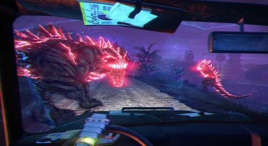 Hur är det möjligt att inte älska ett spel som har dinosaurier som skjuter laser ur ögonen? (Facit: det är inte möjligt).