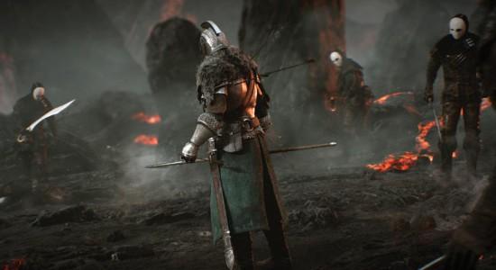 """Japp, även under 2014 kommer merparten av """"vad spelar du i helgen"""" att handla om Dark Souls!"""