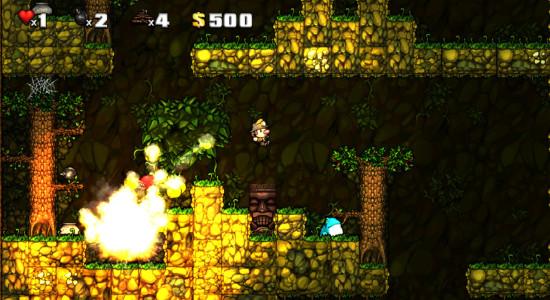 """Spelet må ha fått den avskräckande genrebenämningen roguelike-like, men det är ändå mäktigt i sin """"bara en gång till""""-känsla."""