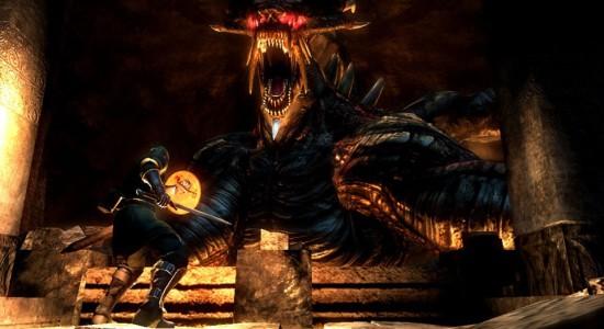 Efter att ha besegrat Dark Souls finns det bara en sak att göra...