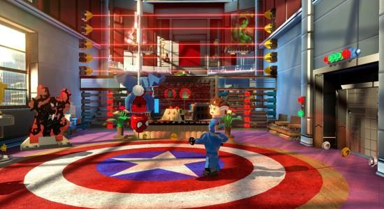 Flertalet kända Marvelhjältar