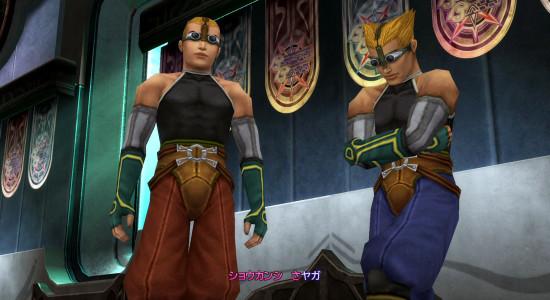 Jämfört med huvudpersonerna liknar bifigurerna mest lego.