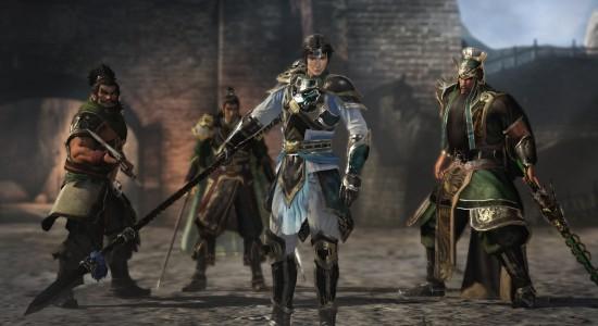 Episka strider väntar förhoppningsvis i Dynasty Warriors till PS4