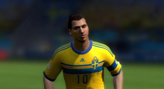 Den enda i det svenska landslaget som inte ser ut som en huligan