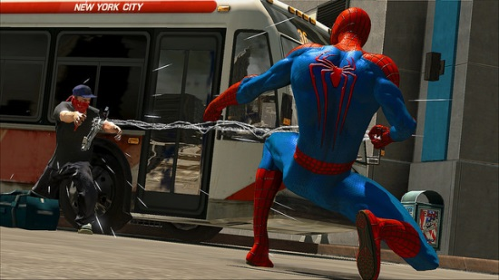 Spider man 2 spel