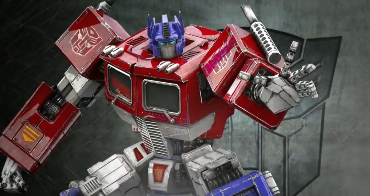 Recension Transformers Rise Of The Dark Spark Ps4 Psbloggense