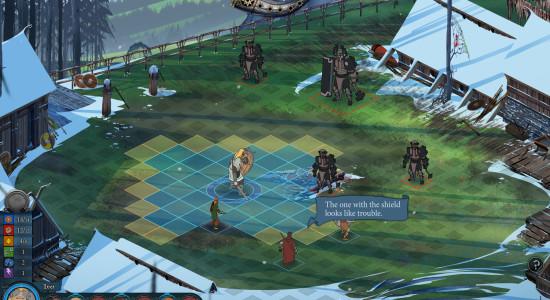 Även om stridssystemet har sina brister fungerar det bra som en inkörsport till genren för nya spelare.