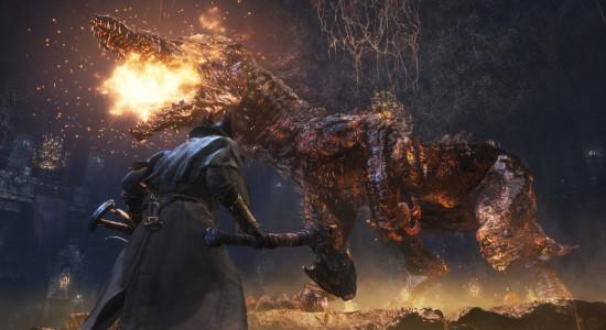 Ska Bloodborne besegra både Toby och hans PS4?