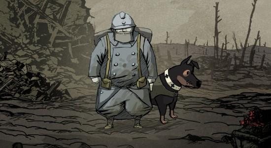 En lathund för hur krig bör skildras i spel?