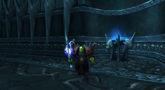 Det legendariska svärdet Thunderfury, bara fem expansioner efter det var bra...