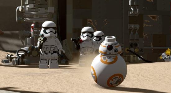 Det enda som är charmigare än BB-8, är BB-8 i LEGO-form!