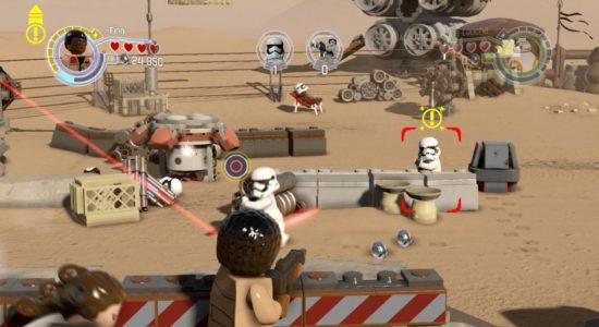 """Nej, det finns inget svårighetsläge som heter """"Crushing"""" i LEGO. Klossarna går dock att krossa som vanligt."""
