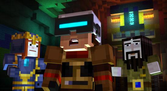 Om inte Minecraft kommer till PlayStation VR, då får Minecraft VR komma till PlayStation!