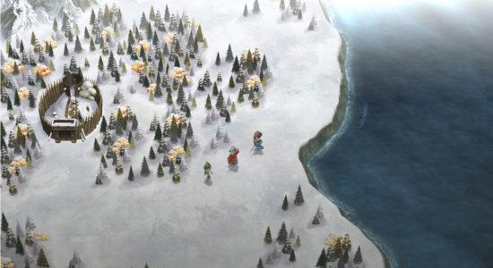 Evig vinter låter mysigt ända tills du måste ut på den längsta resan