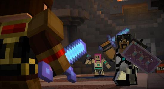 Diamantsvärd eller inte, de där gladiatorerna är STORA!