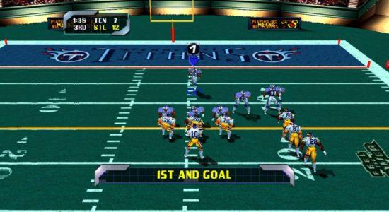 Bild på NFL BlLitz 2000