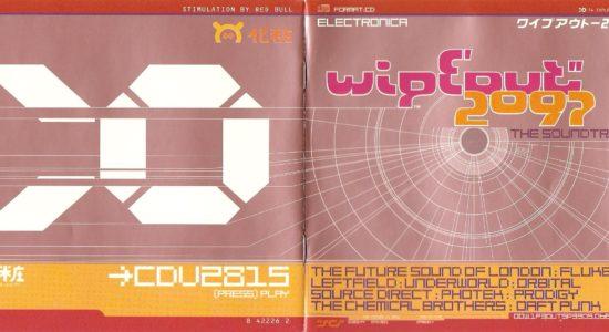 Wipeout var för mig spelet som ändrade synen på spelmusik för alltid.