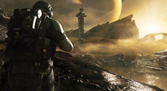 PS4-versionen av Halo ser riktigt bra ut.