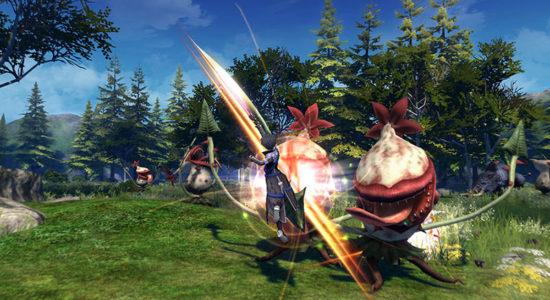 Kirito kan nu använda fyra olika stridsstilar för att hacka sönder monster!
