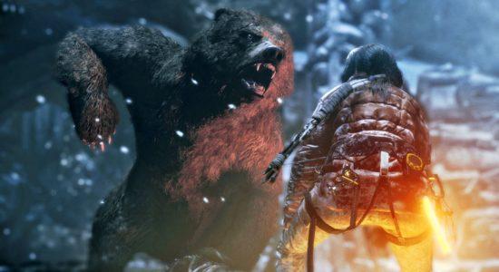 Åh nej, finns det björnar i det här spelet också???