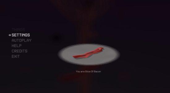 Självklart kan du vara bacon, du kan vara ALLT!