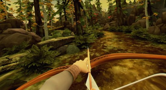 Bågskytte i Virtual Reality är en underskattad sport