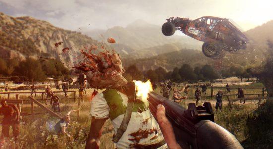 Det bästa av två världar: flygande bilar och exploderande zombier!