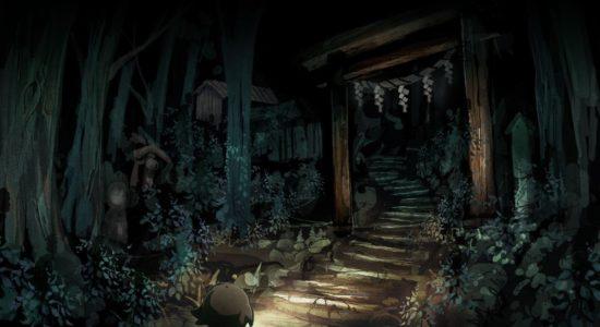 Vad skulle vara det värsta som kunde hända på den här platsen? Spöken finns väl inte?