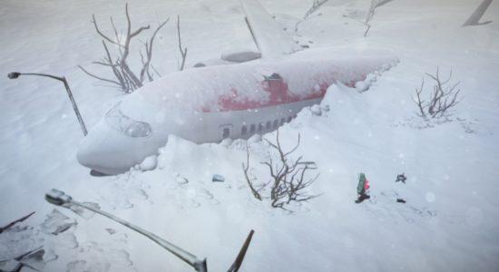 """Hmmmm...är inte det där flygplanet från """"Lost""""?"""