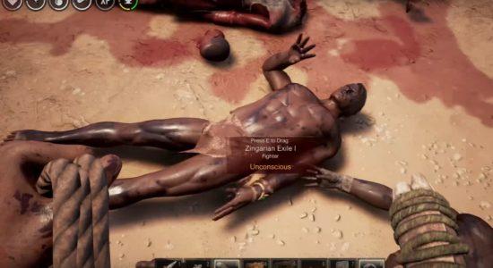 Conan har aldrig varit speciellt PK. Det är klart att man ska kunna använda slavar...