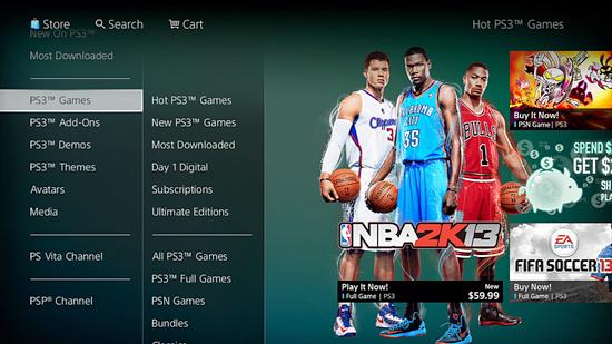 Ibland är det lättare att hitta rätt i de digitala spelbutikerna.