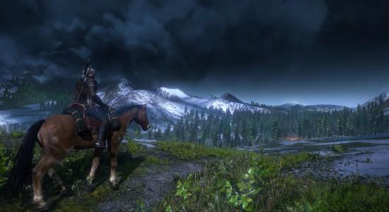 Öppen spelvärld, hästar och en grinig gubbe som åker på äventyr. Vad mer kan man önska från ett rollspel?