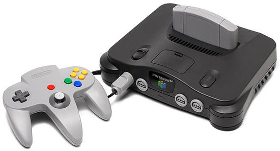 Kombinationen Super Mario 64 och ny konsol fick en tår att trilla för Joakim.