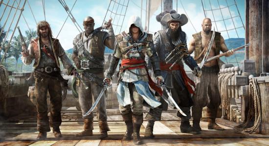 Joakim ska hänga med det här gamla piratgänget
