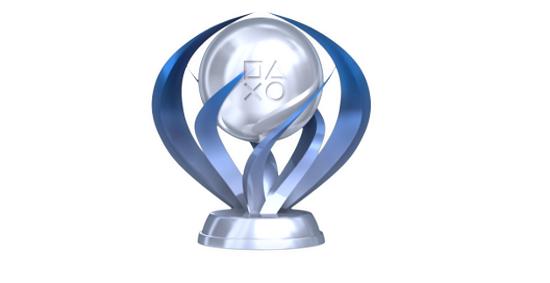 Image result for psn platinum trophy