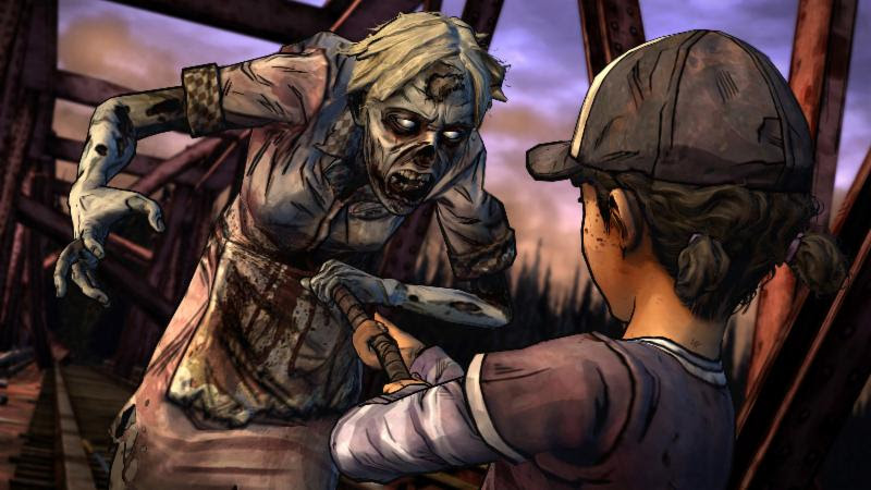 Yxa i Zombiemage