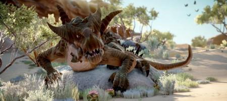 Jisses! Jag är ju van vid de enkla drakarna i Skyrim. Ni är ju en helt annan utmaning!