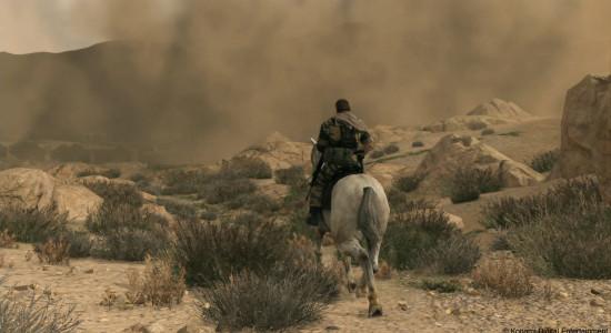 Sandstormar är ett viktigt taktiskt inslag i Afghanistan