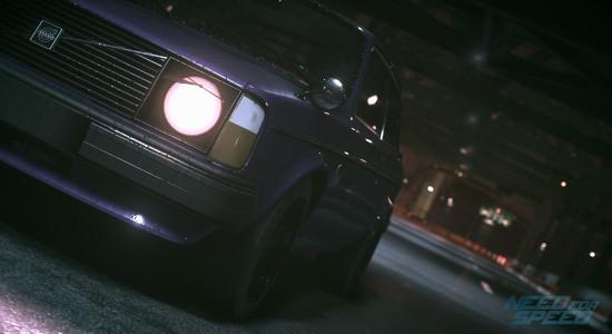 Volvo 242 går också att köra om du känner dig nostalgisk