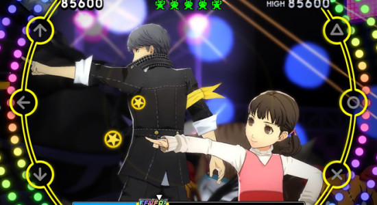 Och det är svårt att inte dra på smilbanden när Nanako dansar loss till Junes-reklamjingeln.