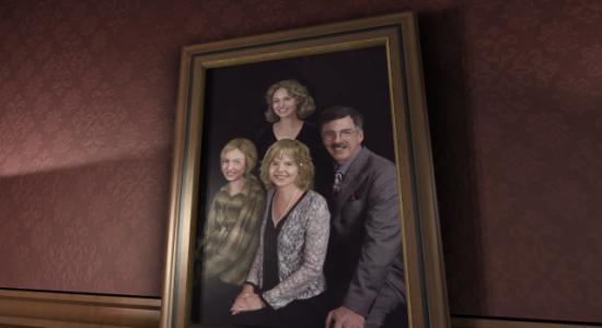 En stor, lycklig familj! (?)