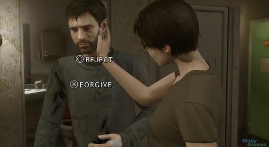 Man förlåter alltid en kvinna, oavsett vad som hänt!