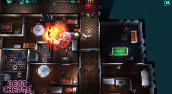 En rejäl explosion är alltid en bra problemlösare.