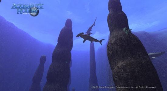 Himmelriket för en dykare...