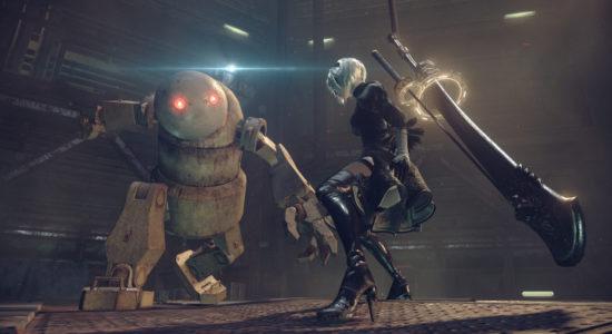 En av förbättringarna i spelet är givetvis att svärden blivit ännu mer enorma