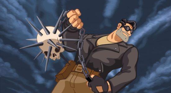 Bild från Full Throttle Remastered föreställande Ben
