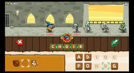 Med mina besvärjelser ska ni snart sjunga som en gosskör!